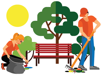 park-cleanup